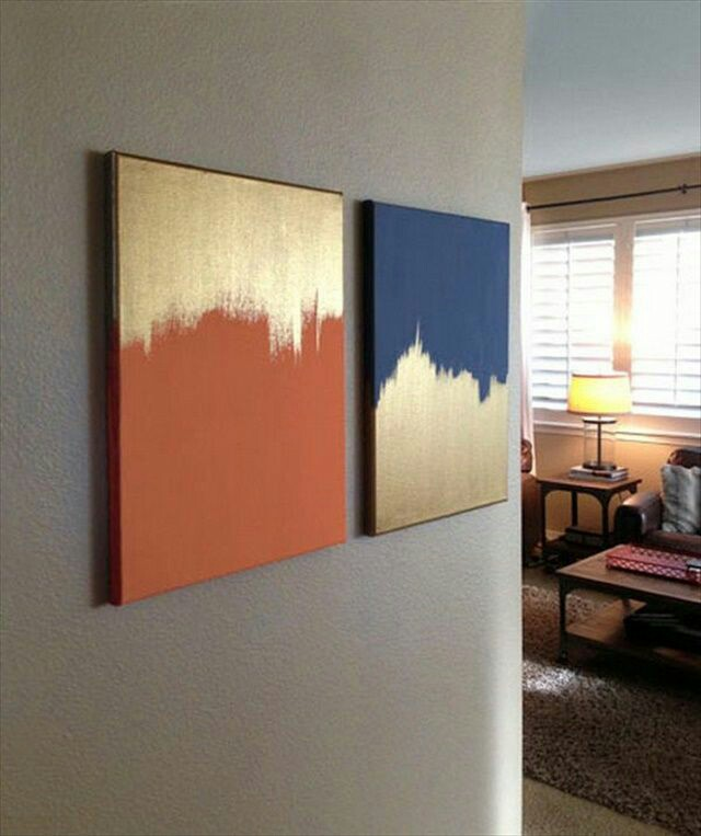 room decor ideas with painting