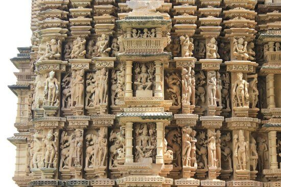 Jain Temples at Khajuraho