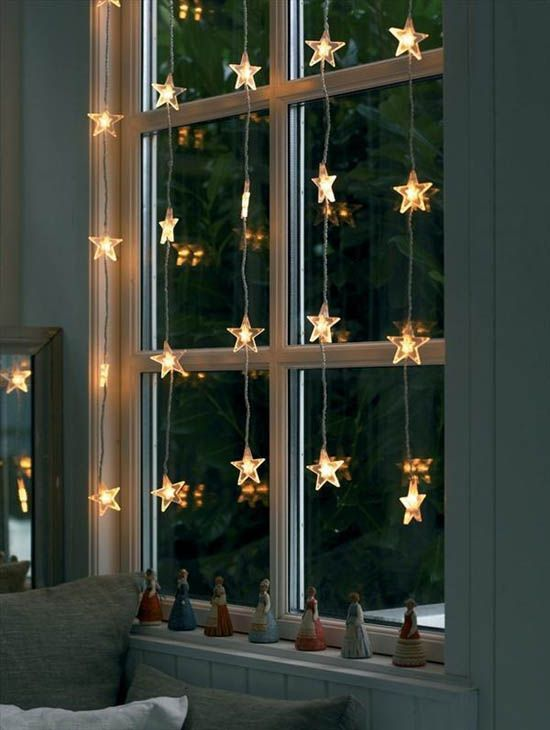 Christmas Decor Ideas- For Windows