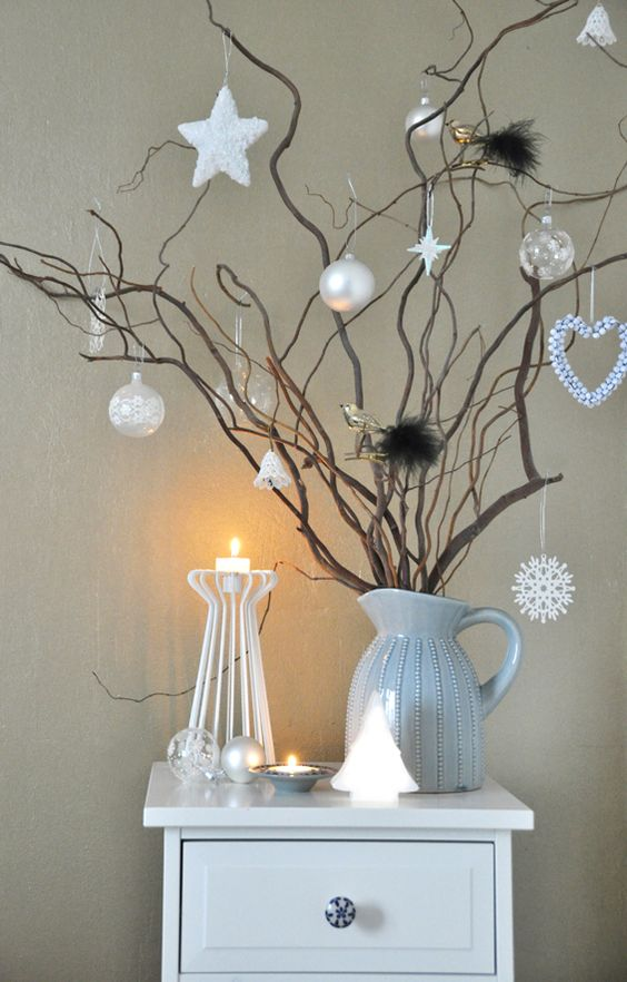 Christmas Decor Ideas- Vase