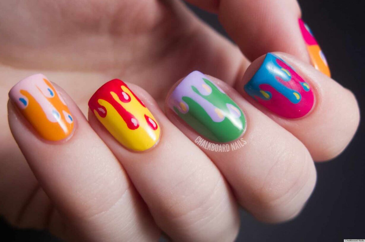 How To Take Care Of Skin And Hair During Holi- Nailpaint