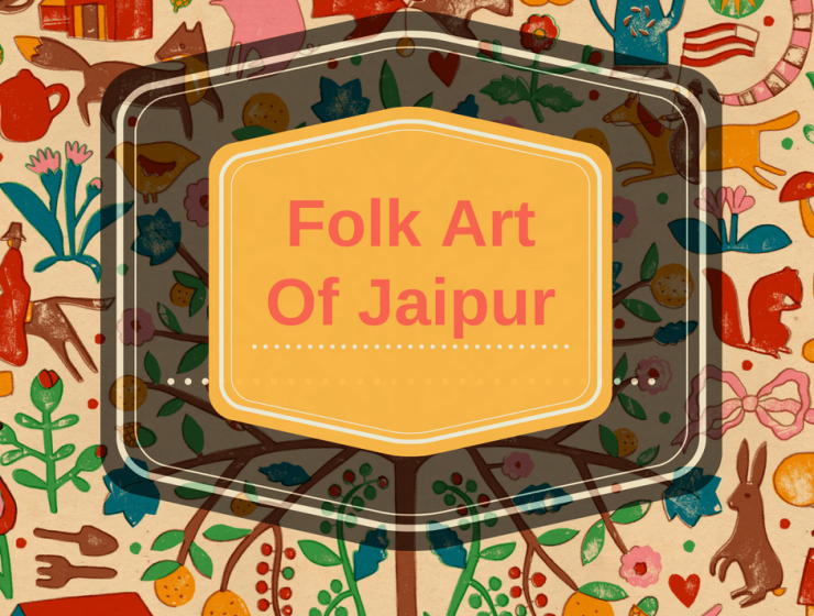 Folk Art of Jaipur