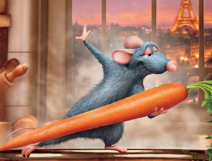 Ratatouille Movie Facts