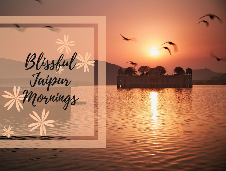 Best things to do in Jaipur Early Morning