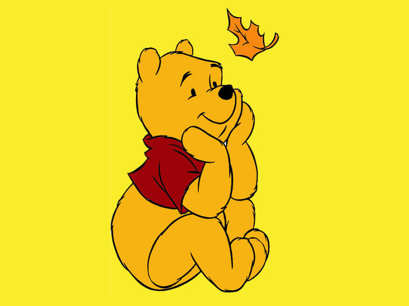 Winnie the Pooh - banned in Poland